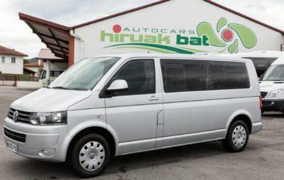 Minibus 8 places