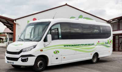 Minibus 27 places