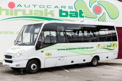 Minibus 31 places